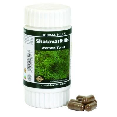 Shatavarihills, 60 Capsule