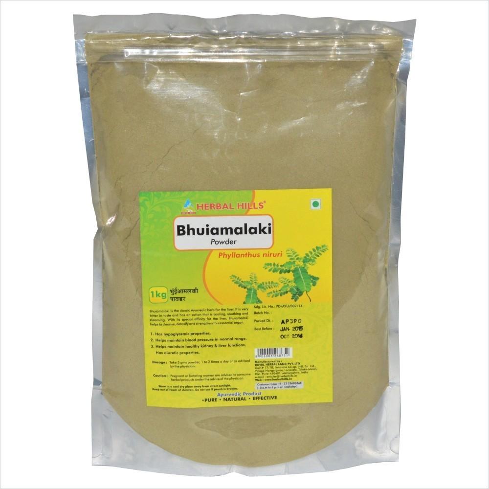 Bhuiamlaki Powder, 1 kg powder