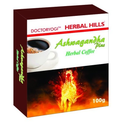 Ashwagandha herbal Coffee, 100 gms