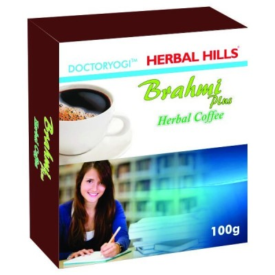 Brahmi Herbal Coffee, 100 gms
