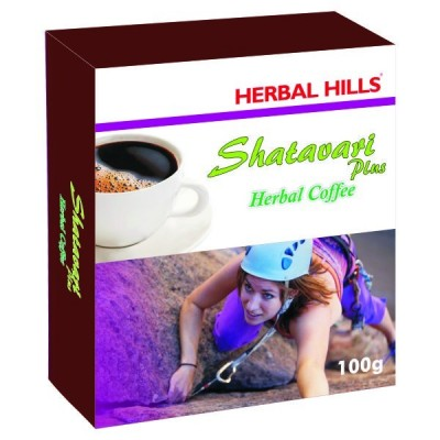 Shatavari Herbal Coffee, 100 gms