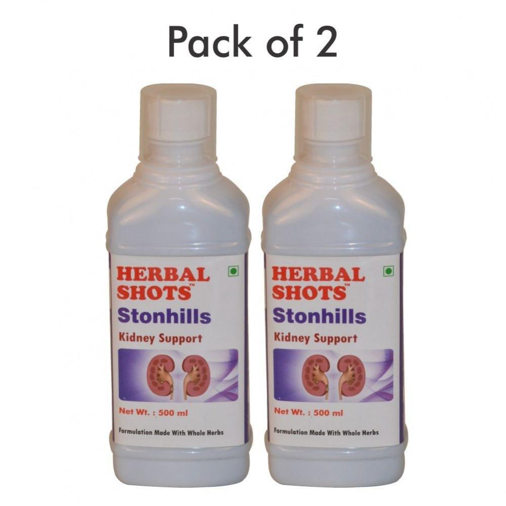 Stonhills Herbal Shots 500ml (Pack of 2)