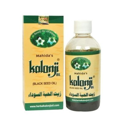 Kalonji Oil (Black Seed Oil)
