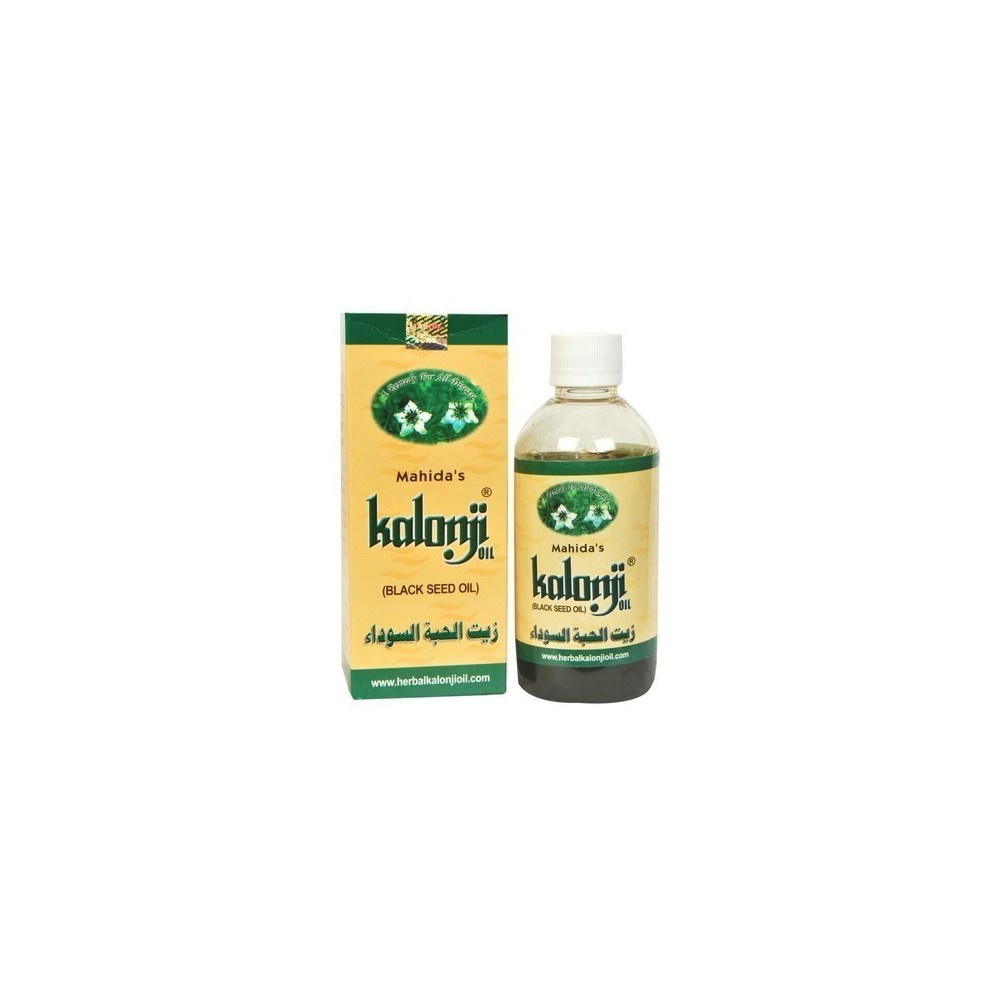 Kalonji Oil (Black Seed Oil)