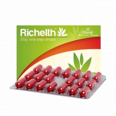 Charak Richelth capsule