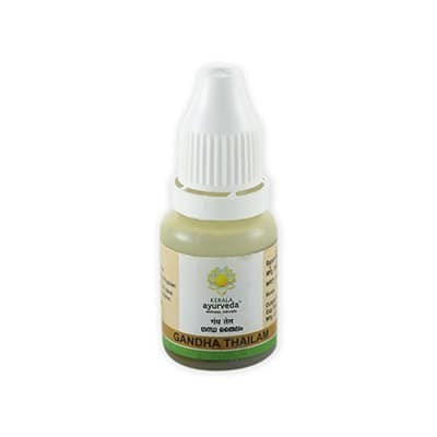 Gandha Thailam, 10ml