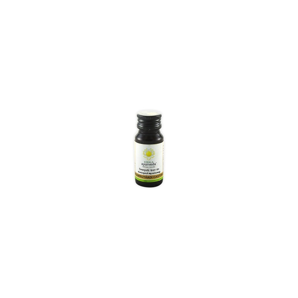 Nimbamruthadi Castor Oil, 30 ml