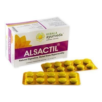 Alsactil Tablet, 100 Tab