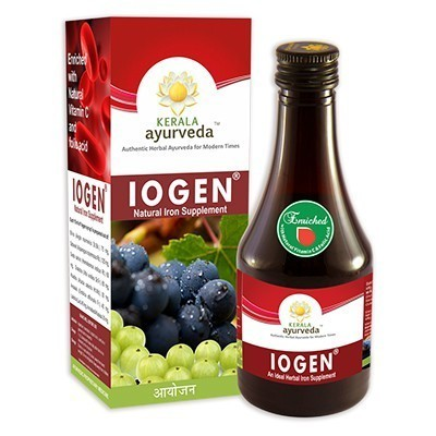 Iogen Syrup, 200 ml