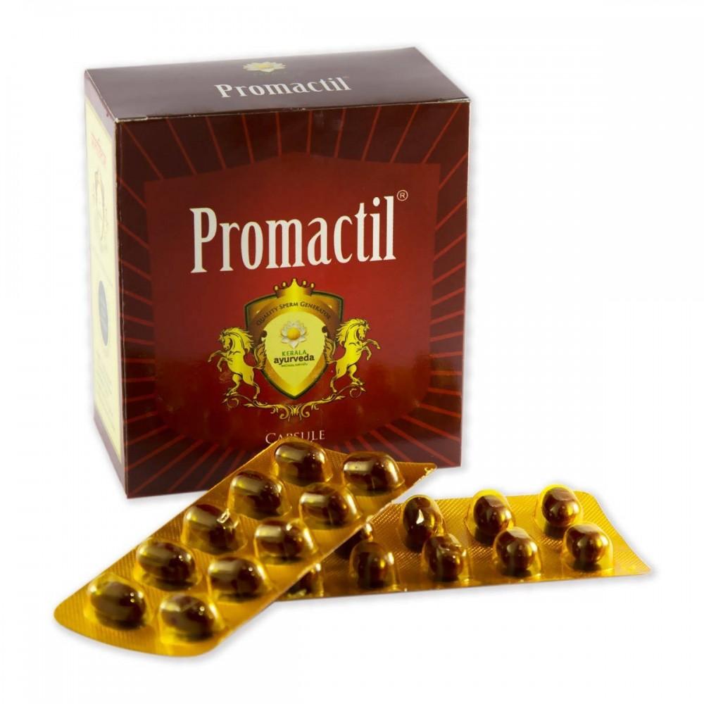 Promactil Capsule, 100 Tab