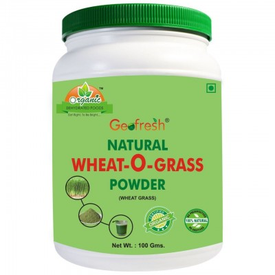 wheat-o-grass powder