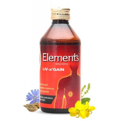 Elements Liv a Gain Liquid