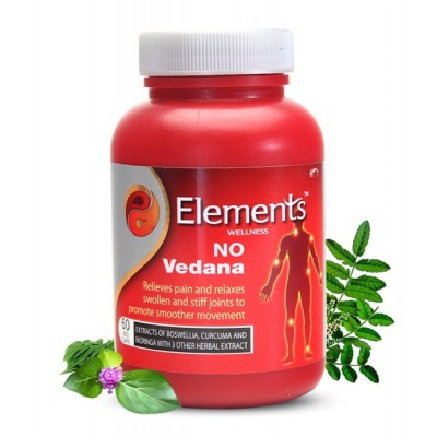 Elements No Vedana Capsules