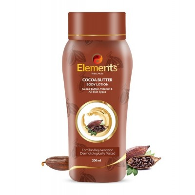 Elements Cocoa Butter Rejuvenation Body Lotion