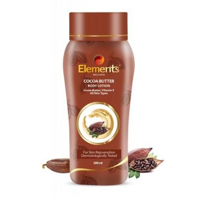 Elements Cocoa Butter Rejuvenation Body Lotion