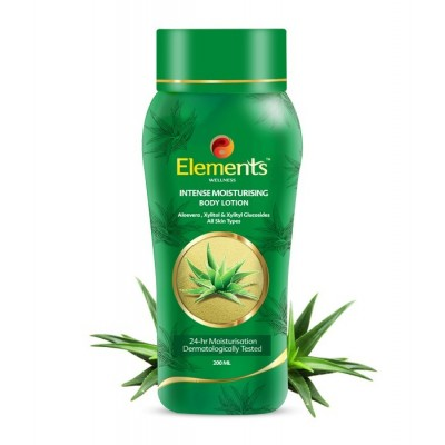 Elements Intense Moisturising Body Lotion ALOVERA