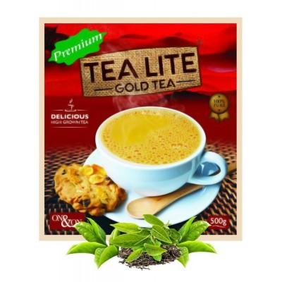 On & On Premium Tealite Gold