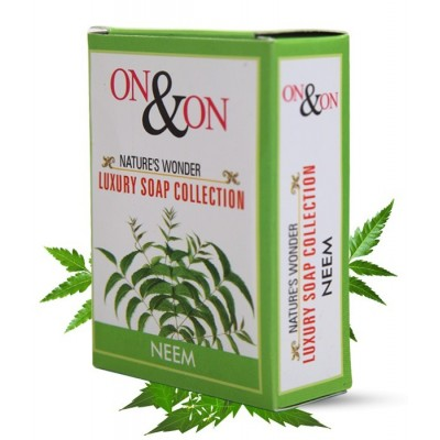 On & On Natures Luxury Neem Soap