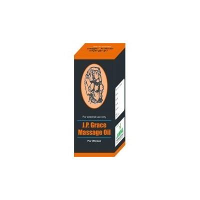 J P Grace Massage Oil