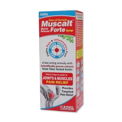 Muscalt Forte Syrup