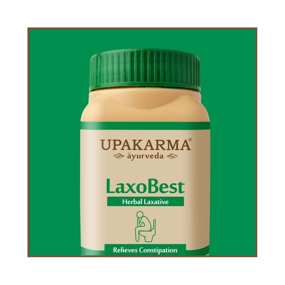 LaxoBest - Herbal Laxative Powder
