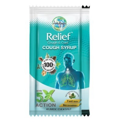 Amrutanjan Relief Cough Syrup