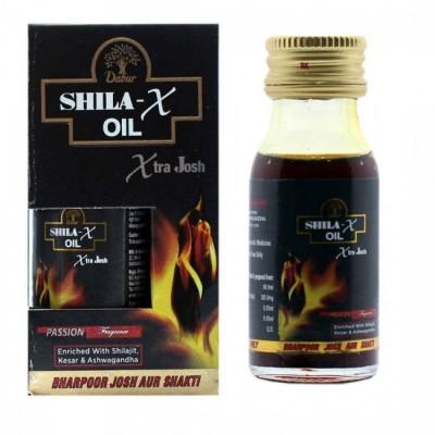 Dabur Shila X Oil