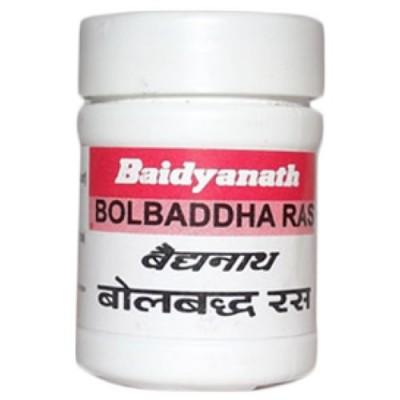 Baidyanath BOLBADDHA RAS, 160 TAB