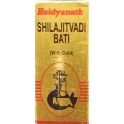Baidyanath SHILAJITVADI BATI (S.Y.), 30 TAB