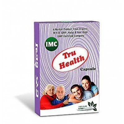 IMC Tru Health (30 Tablets) With gift shri tulsi