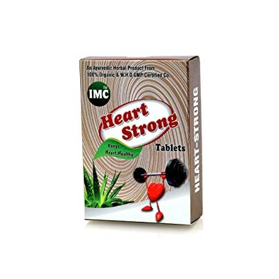IMC Heart Strong (30 Tablets)