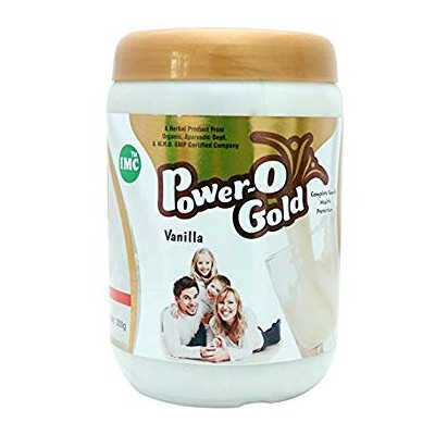 IMC Power O Gold Vanilla (350gm)