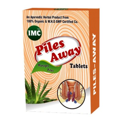 IMC Piles Away (30 Tablets)