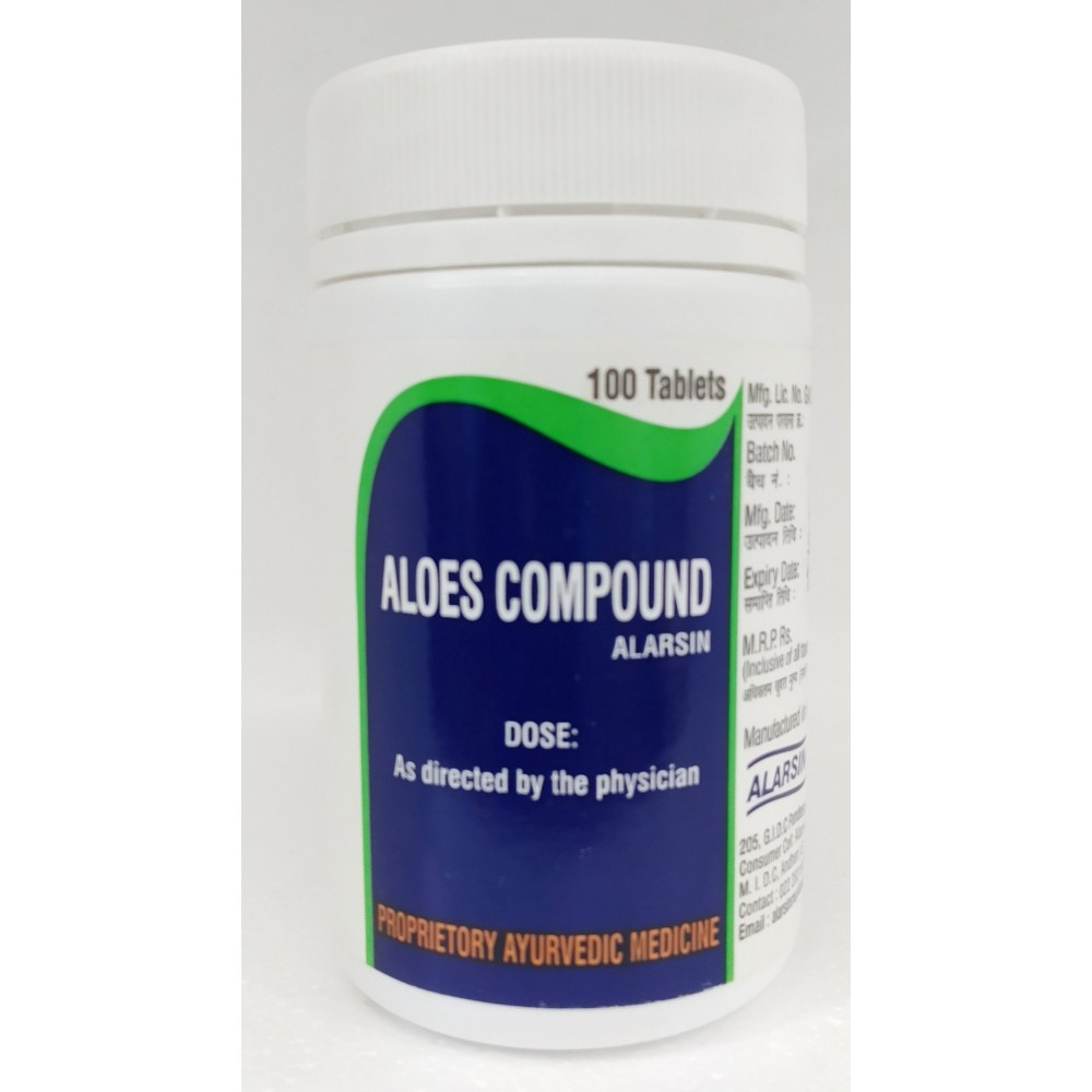 Aloes Compound Tablet