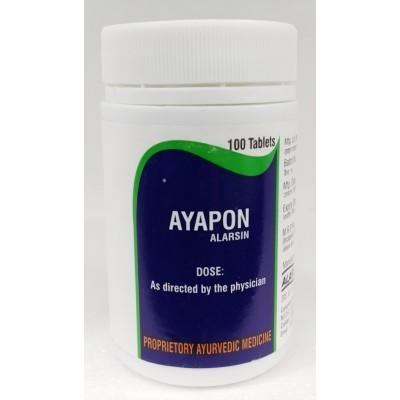 Alarsin Ayapon Tablets