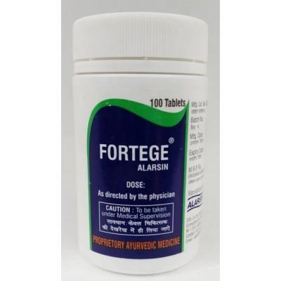 Alarsin Fortege Tablets