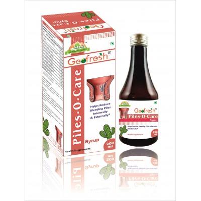 Piles-O-Care Syrup