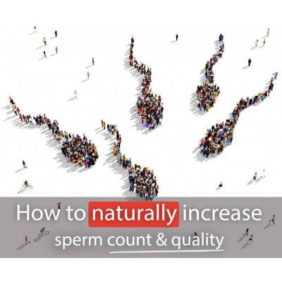 Increase Sperm Count Pack