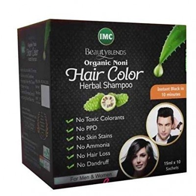 IMC Hair Color Shampoo (4 Pcs)