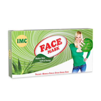 IMC Herbal Facial Mask (Set Of 2 Pcs)