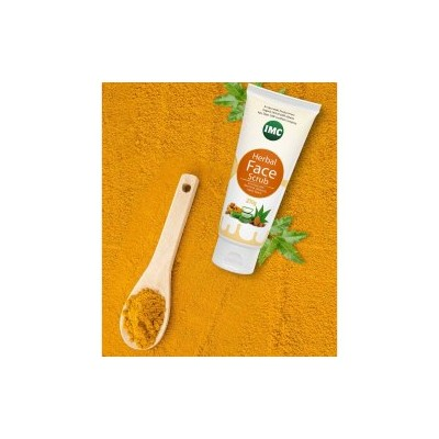 IMC Herbal Face Scrub Tube (200Gms)