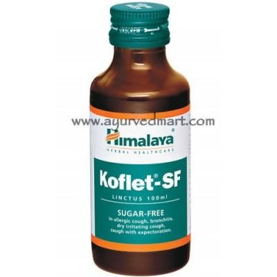 Koflet-SF Linctus Syrup (Sugar Free)