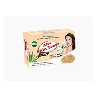 IMC Skin Toner With Aloe Vera & Multani Mitti (100Gm)