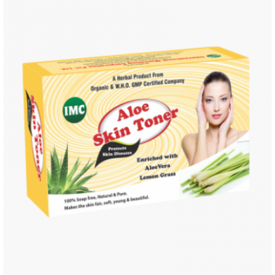IMC Skin Toner With Aloe Vera & Lemon Grass (75G)