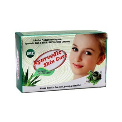 IMC Ayurvedic Skin Care Soap (100Gm)