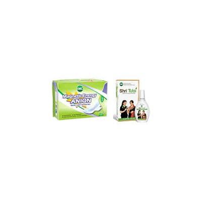 IMC Sanitary Napkins With Gift One Shri Tulsi