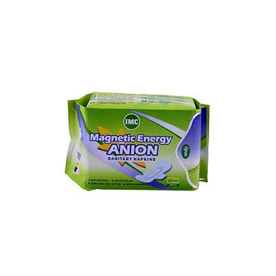 IMC Magnetic Energy Anion Sanitary Napkins (Setof5Pcs)