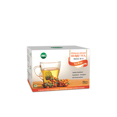 IMC Himalayan Berry Dip Tea