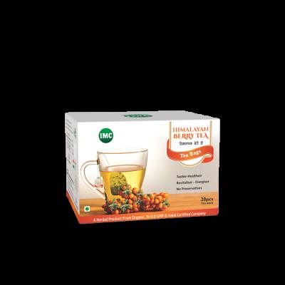 IMC Himalayan Berry Dip Tea