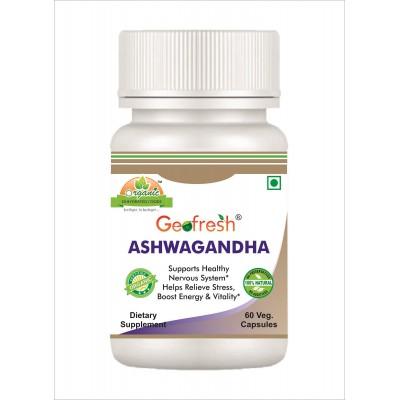 Organic Ashwagandha Capsule